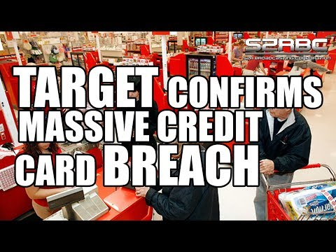 Target Credit Card Breach, 40 Million Shoppers Affected