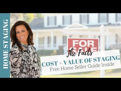Home Staging: The Cost + Value of Staging a Home for Sale | A Real Estate Agent's Guide