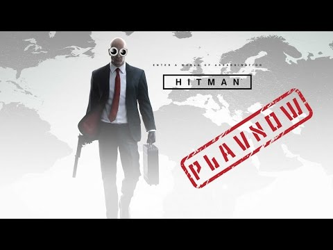 PlayNow: Hitman 2016 Episode 1 Paris | PC Gameplay