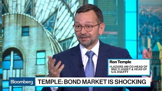 It's Shocking Where We Are in The Bond Market, Says Ron Temple