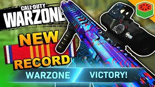 NEW Highest Kill Game Record! | Call of Duty: Warzone