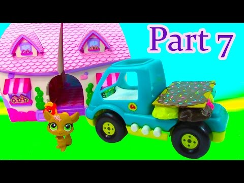 LPS Cake Distraction - Diva Dahhhhling - Littlest Pet Shop LPS My Little Pony Series Part 7 Video