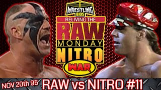"Raw vs Nitro ""Reliving The War"": Episode 11 - 20th Nov 1995"