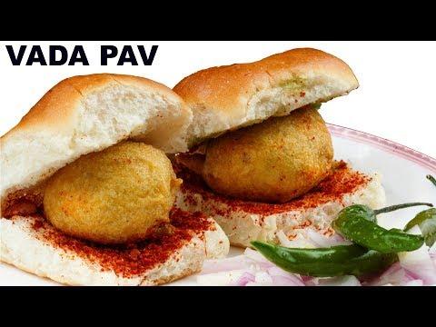 मुंबई के वडा पाव की सीक्रेट रेसिपी | Mumbai Vada Pav - Chutney Recipe in Hindi | CookWithNisha