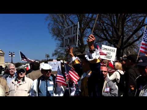 Tea Party Rallies to Cut Spending