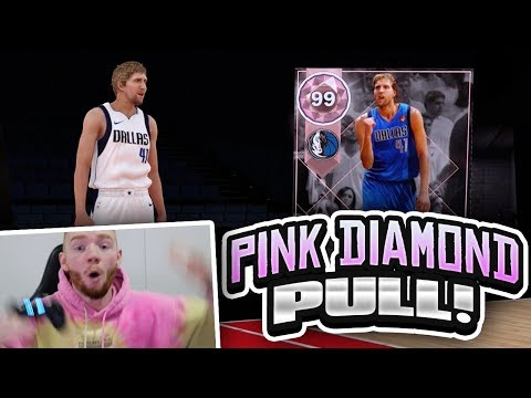 WE PULLED PINK DIAMOND DIRK! THROWBACK PLAYOFF MOMENTS PACK OPENING!! (NBA 2K18 MYTEAM)