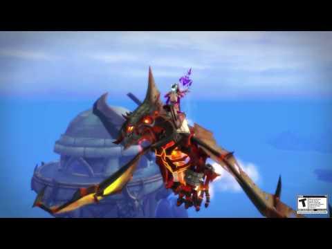Pathfinder Part 2 -  Unlocking Flying in Legion