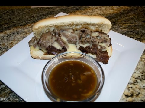 Classic French Dip Sandwich - Recipe