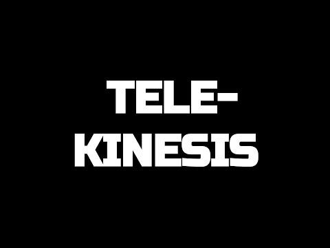 Telekenisis