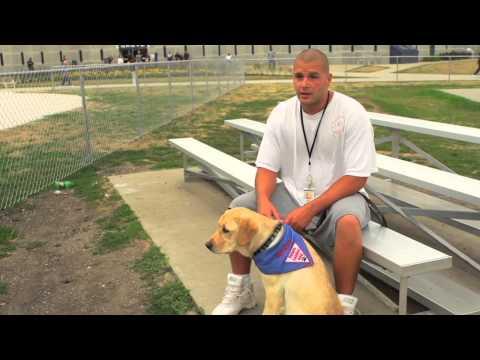 Leader Dogs for the Blind Prison Puppy Raising Program