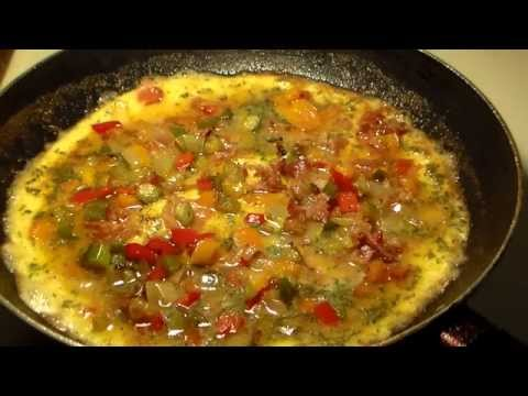 How To Make The Perfect Egg Omelette With Cheese: World's BEST Egg Omelet Recipe