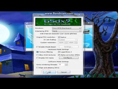 Best settings for PCSX2 for SUPER SLOW PCs