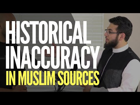 Historical Inaccuracy in Muslim Sources | Hasib Noor | AlMaghrib Institute