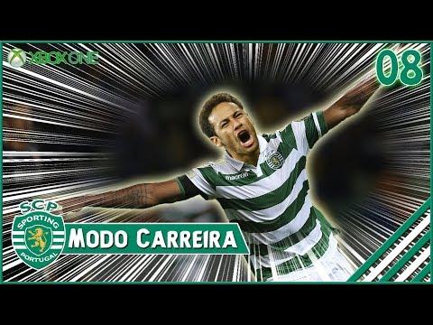 o VERDADEIRO NEYMAR joga no SPORTING!!! [Sporting CP/FIFA18] [T01/E08]