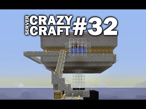 Minecraft PS4 - WITHER KILL BOX - CRAZY CRAFT # 32 ( PS3 / XBOX ) LET'S PLAY WII