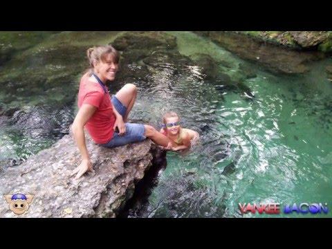 Kelly ROCK springs Apopka FL!