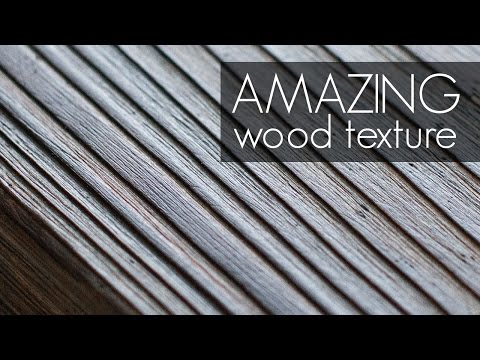 How to Make Wood Texture