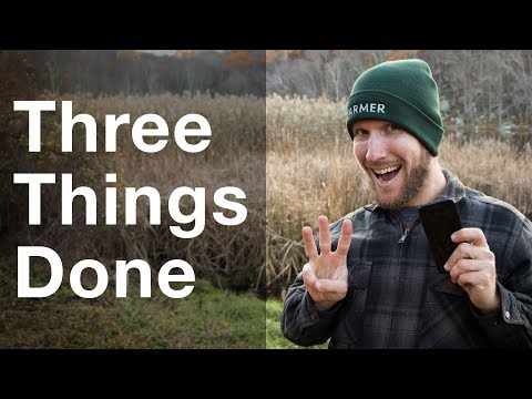 Farm Marketing: Three Things Done at Once