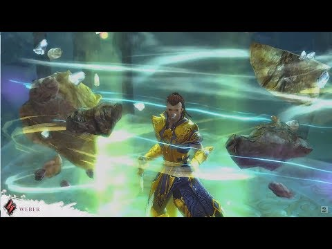 Guild Wars 2 Path of Fire - Erster Einblick in den Weber mit Sputti [Weaver]