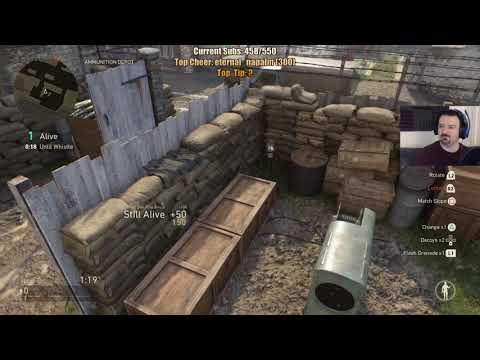 COD WW II MY BEST SESSION EVER! pt3