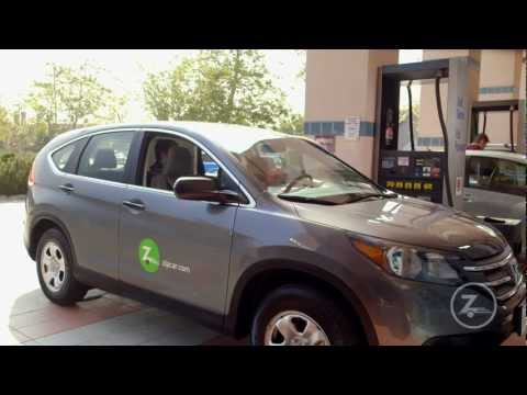Filling Up Your Zipcar Gas Tank | How to Zip