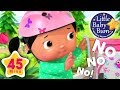 No No No Play Safe In Playground 45 Minutes Compilation From Littlebabybum