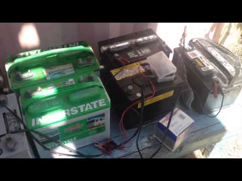 Recovery EV Batteries with the DP2