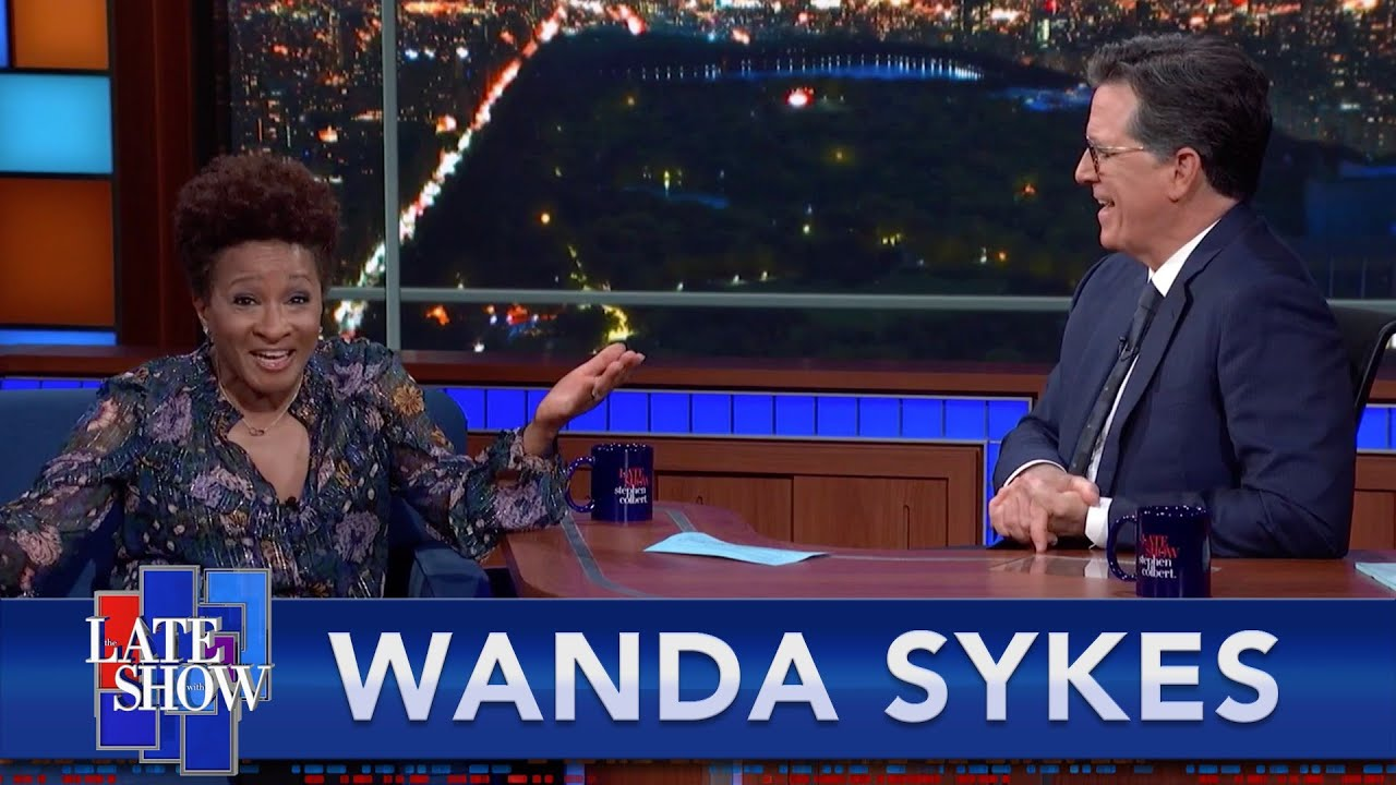 Wanda Sykes On Why Her Son Can't Get A Pet Snake