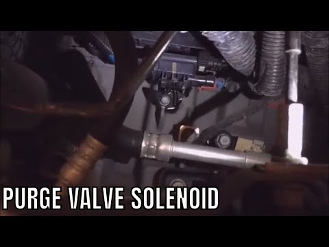Chevy Truck Hard To Fill Gas Tank - GM EVAP Codes P0442, P0446