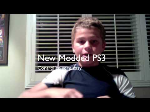 NEW... PS3 modded controller HOW