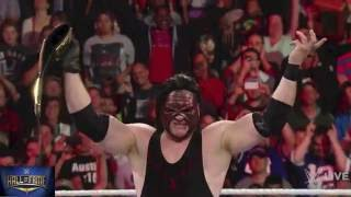 WWE Kane Hall Of Fame promo