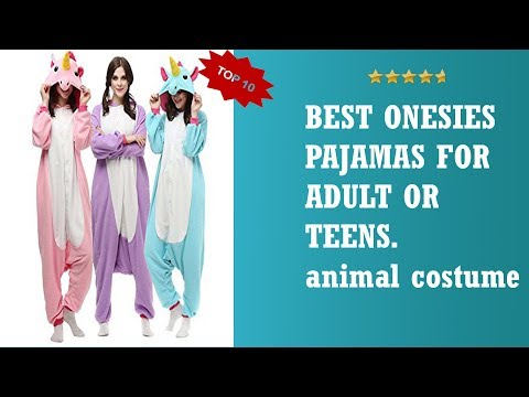 cute onesies for adults|| Best cute animal costume onesies pajamas for adults/teenagers/girls.