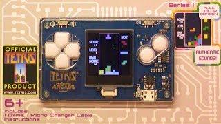 Micro Arcade Tetris by Super Impulse!