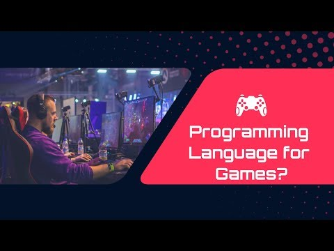 Which Programming Language Should I Use for Games?