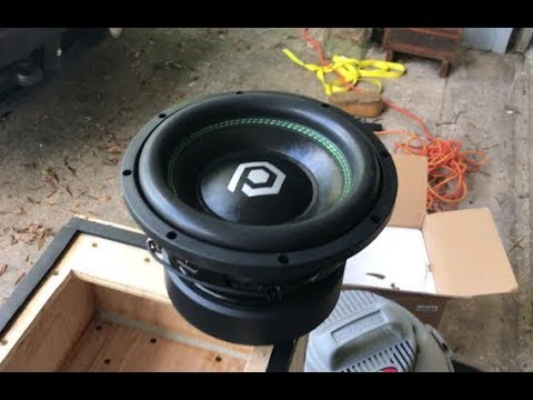4th Order Box Build for SoundQubed HDS3 10