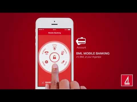 BML Mobile App- Check Account