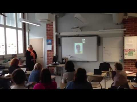 FaceTime call with The Finnish-Russian School of Eastern Finland