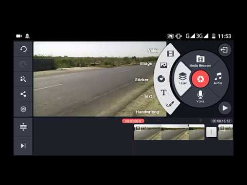 How to create vfx effect in android mobile very easy