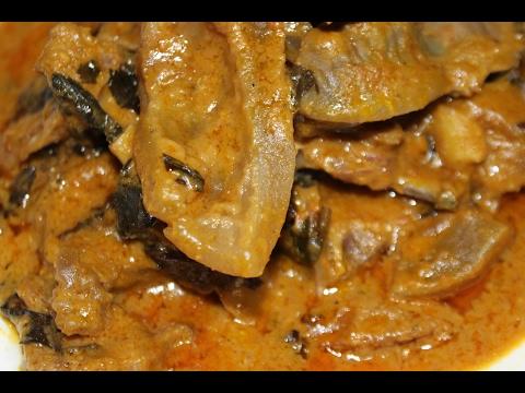 Groundnut Soup | Nigerian Food | African Food