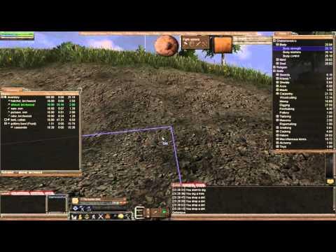 Wurm Unlimited - Tutorial - Episode 12 - Terraforming & Flattening Land