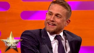 Charlie Hunnam's Old Acting Footage is Astonishing   The Graham Norton Show