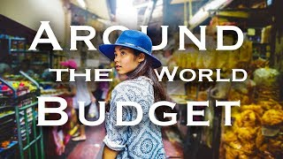 How Much Does it Really Cost to Travel the World? | Budget RTW Trip Guide