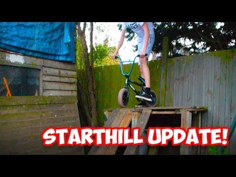ROCKER BMX  - STARTHILL UPDATE!