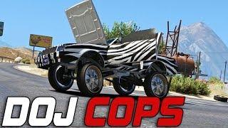 Dept. of Justice Cops #364 - Donkelicious (Criminal)
