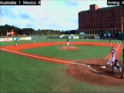 2011 Cal Ripken World Series Live Stream Footage