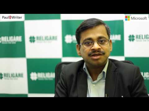 Interview with Subhrangshu Neogi, Director – Group Marketing & Brand,  Religare Enterprises Limited