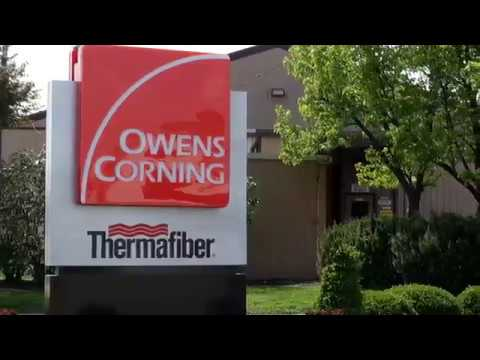 Owens Corning® Thermafiber® Products SAFETY Act Designated®