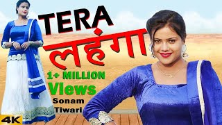 2017 New Haryanvi Song | Tera Lehnga | Sonam Tiwari | Latest Haryanvi Songs | Hit Haryanvi Song