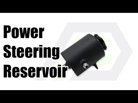 Product Overview: Evo Power Steering Reservoir