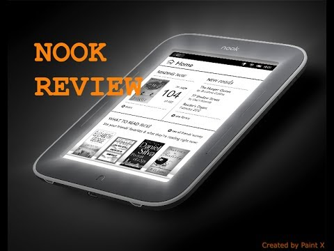 Best E-Reader under £50?? Nook Simple-Touch Review!! BETTER THAN THE KINDLE!